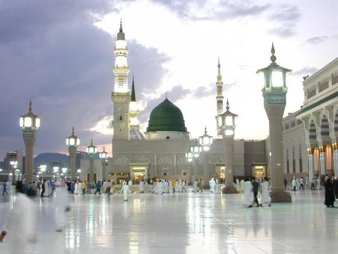 Image result for al-masjid al-nabawi