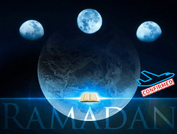 Ramadan 2019 >>> 15 derniers jours Paris Lyon Marseille